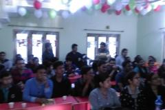 Celebrations at Gyan Vikas