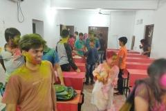 Holi Celebrations at Gyan Vikas